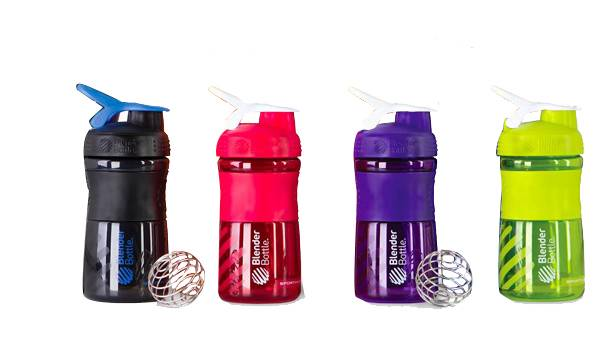 12oz Blender bottle & Mixer blender bottle