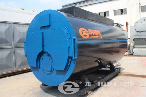 3 ton gas oil hot water boiler