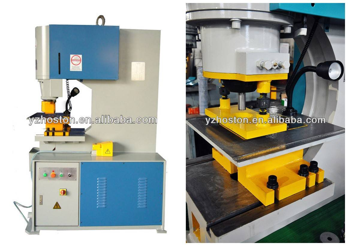 HOSTON hydraulic punching machine