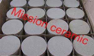 High quality cordierite honeycomb ceramic