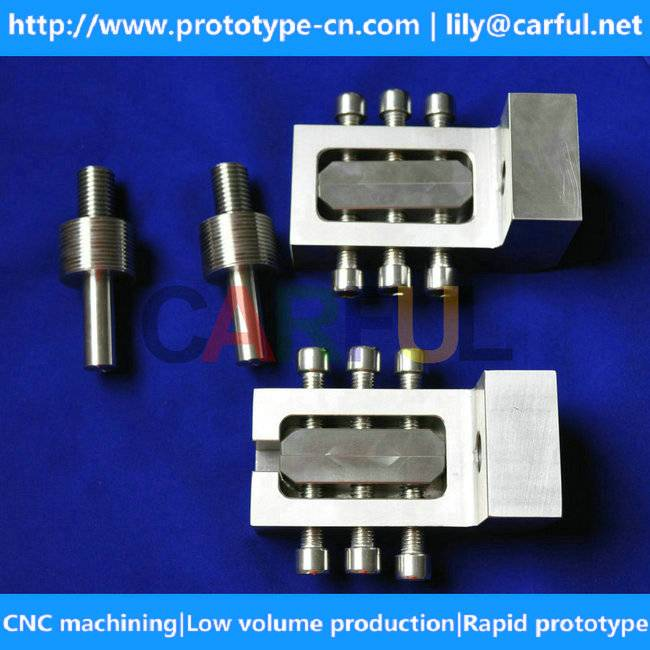 high precision non standard parts order processing CNC machining