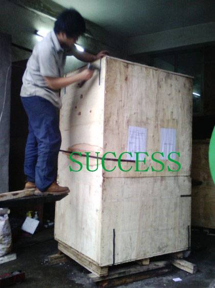 SUCCESS AUTOMATIC MATTRESS FASTERNERS MAKING MACHINE