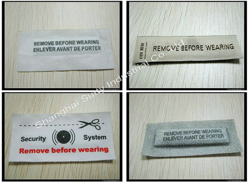 HIGH quality 13.56MHz adhesive RFID smart label/ printable RFID label