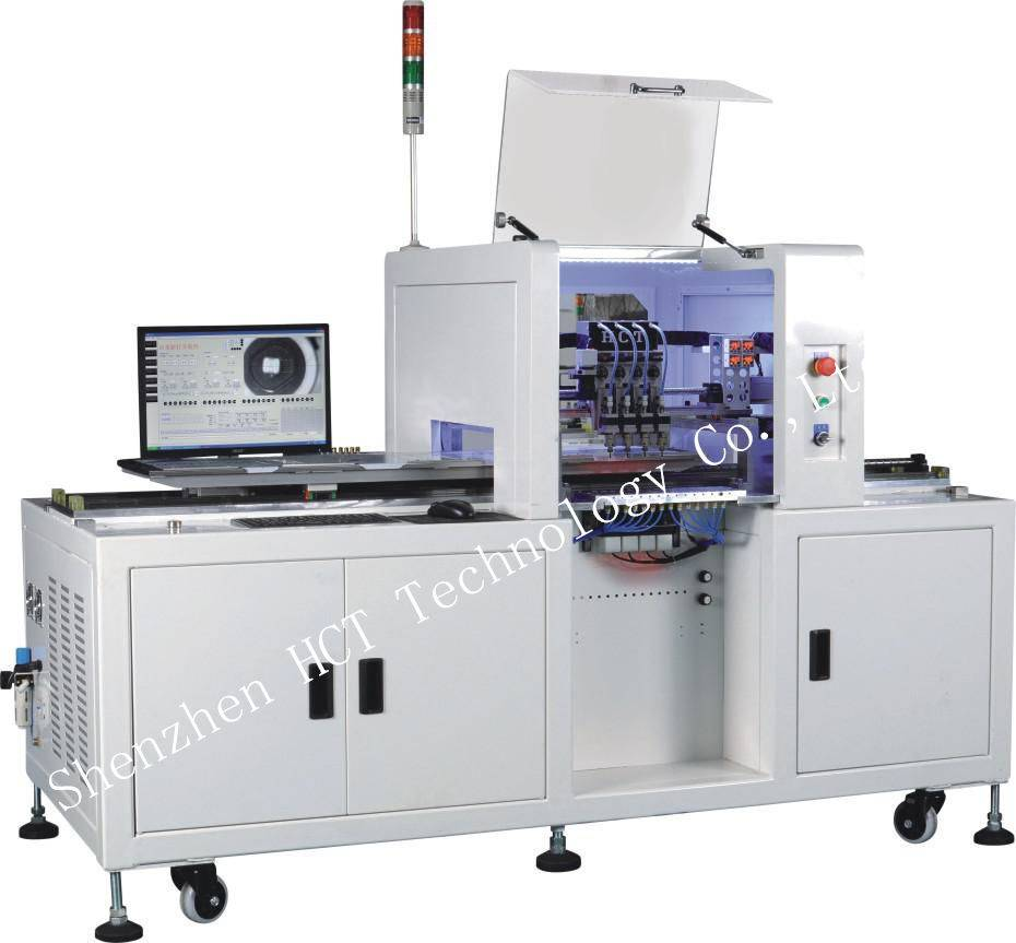 Excellent quality Semi-auto SMT Pick and Place Machine for LED Board Assembly