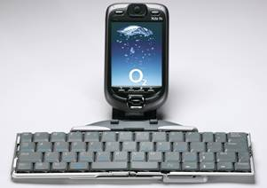 PDA bluetooth keyboard