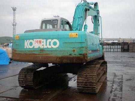 Used excavator Kobelco 200-6
