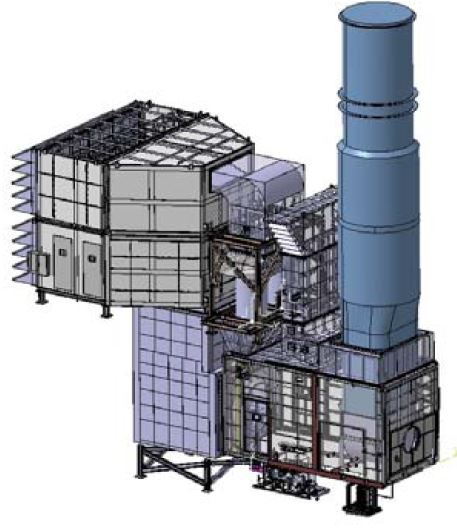 Gas Turbin Generator System