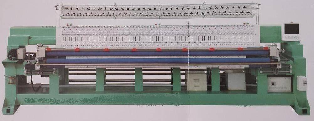 233 computer quilting machine