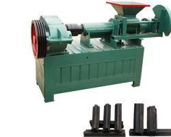 coal or charcoal bar briquette machine 0086-15890067264