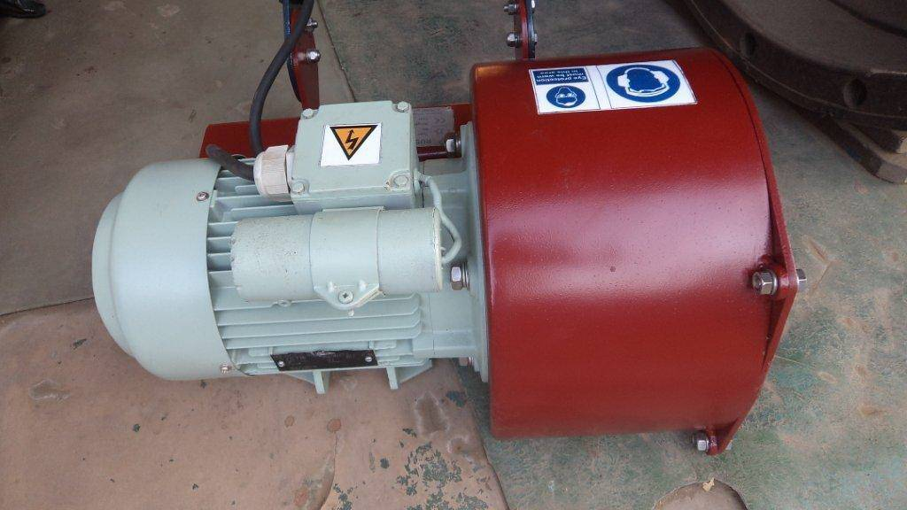 RUSTIBUS 1200 ELECTRIC MOTOR