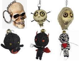 skeleton hollewoon key chain