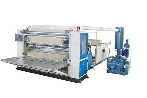 Automatic V type Face Tissue Making Machine