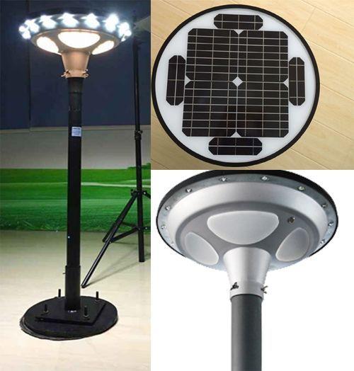 UFO solar lamp;ufo solar garden light;UFO lamp