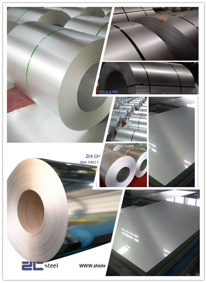 ASTM A792 Hot Dipped aluminium aluzinc Galvalume steel coil in iron sheet