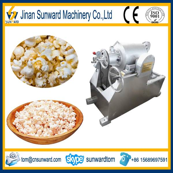 Stainless steel popcorn manufacture made in china