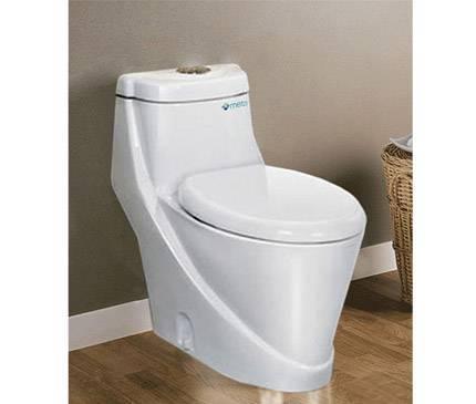 2.3 liter water saving toilet