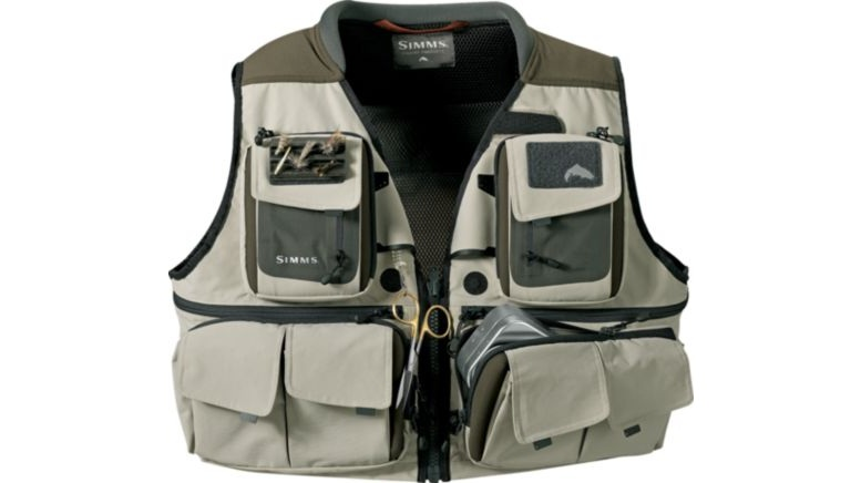 Simms G3 Guide Fly-Fishing Vest
