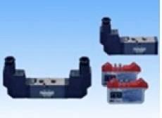 Konan Intrinsic Safety 454 series 5-port solenoid valves spool valve