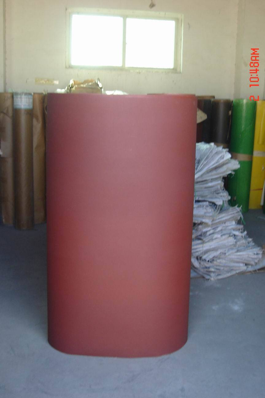 surplus aluminum oxide abrasive paper jumbo roll