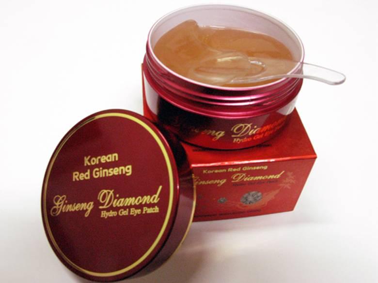 Diamond Red Ginseng Hydro Gel Eye Patch