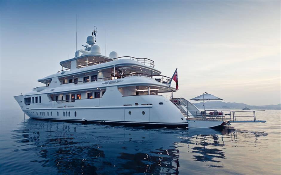 Mega Yacht, 44.80m. 2013,Ref YT8888