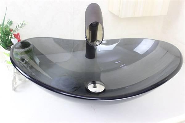 bathroom basin,glass sink,wash basin vessel sink wash sink bathroom cabinet sink