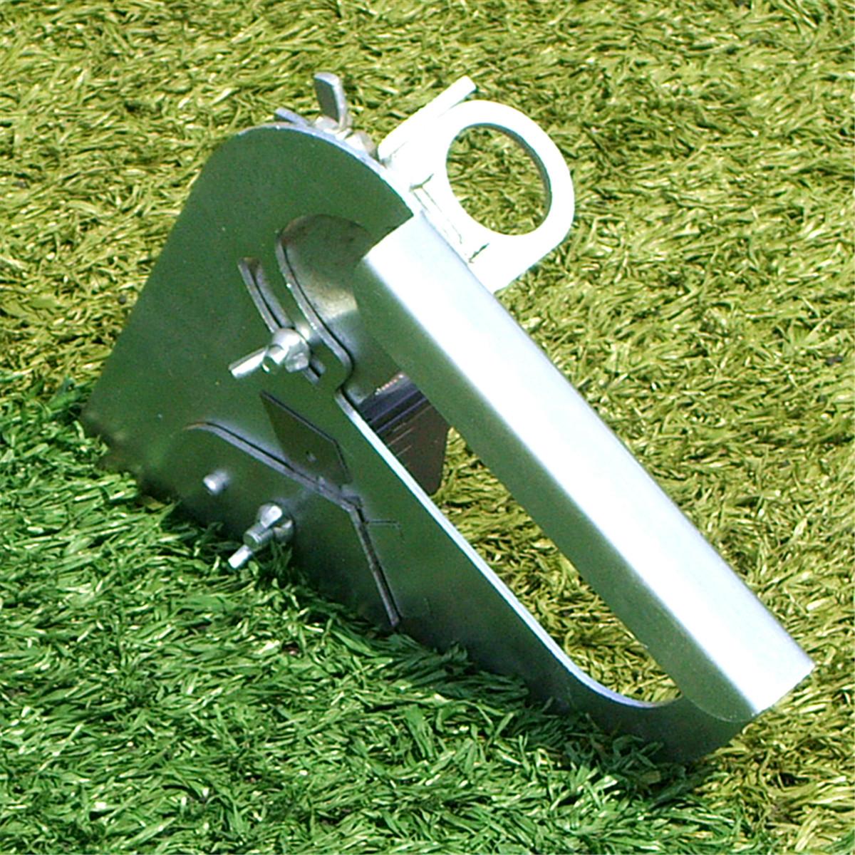Artificial grass installation tool Floor test infill depth test ruler
