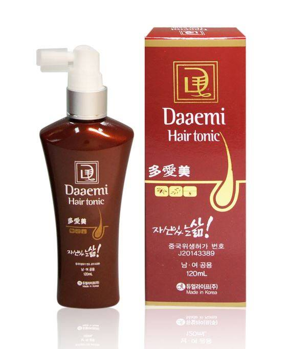 Daaemi Hair Tonic