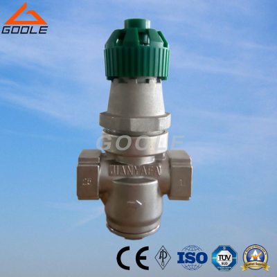 Y14H/F bellows pressure reducing valve