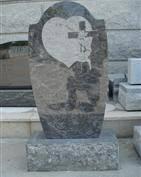 granite /stone monument , tombstone