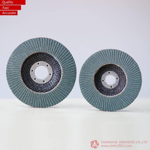 Zirconia Flap Discs(VSM ZK713X, ZK765X)