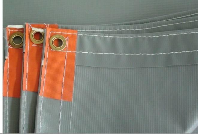 PVC coated sound proof mesh