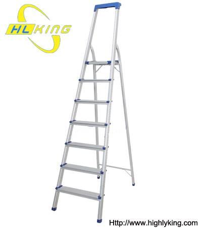 Aluminium foldable domestic ladder(HH-507)