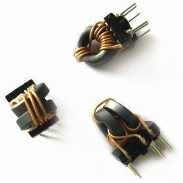 Pot Pulse Transformers for Switching Power Supplies, Available in Various Types