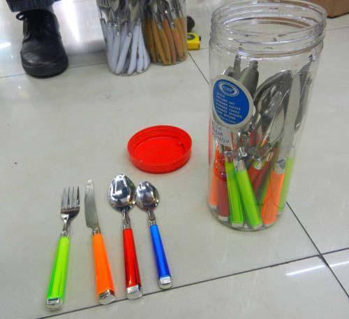24pcs Tableware set