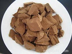 natural cocoa cake