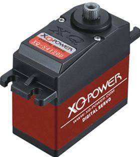 XQ-Power Servo High Voltage 7.4V 16.9kg/0.12s Titanium Gears