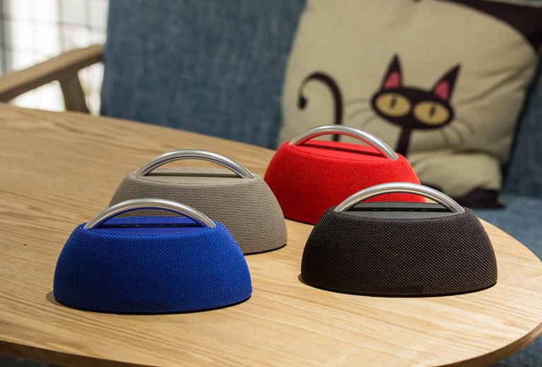 OKA custom bluetooth speaker