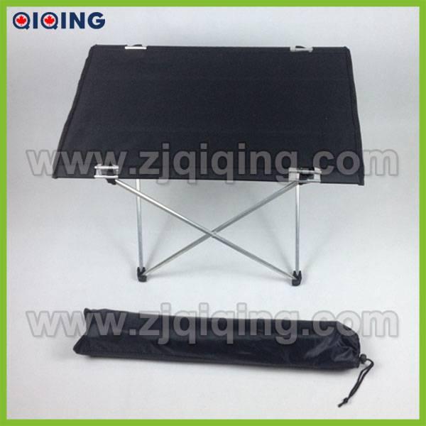 Cheap small portable Alu folding table HQ-1050K