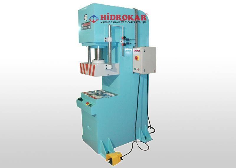 hydraulic c type press 250 ton
