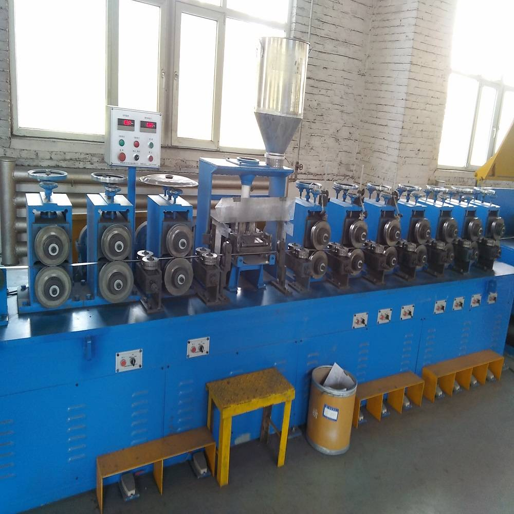 China supplier Hardfacing cored welding wire making plant