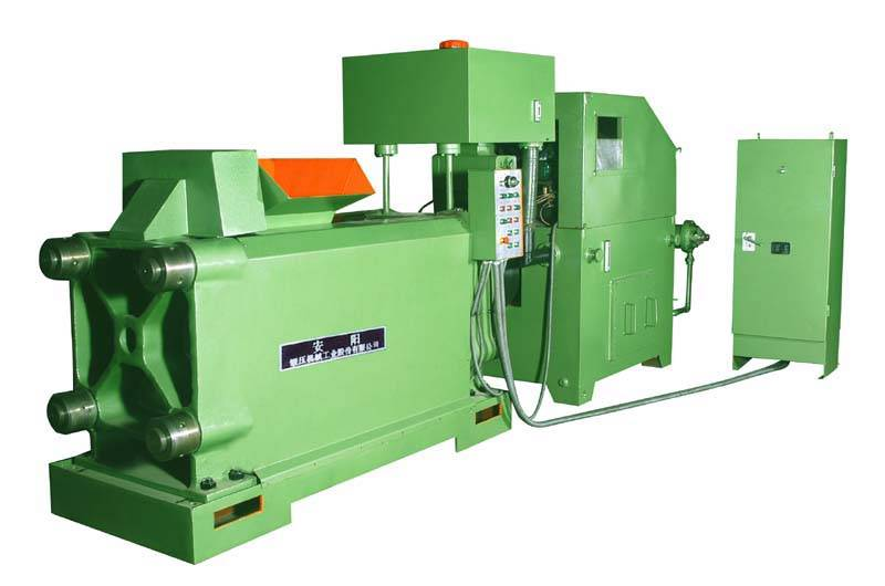 metal chip briquetting press