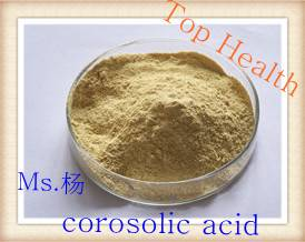natural corosolic acid