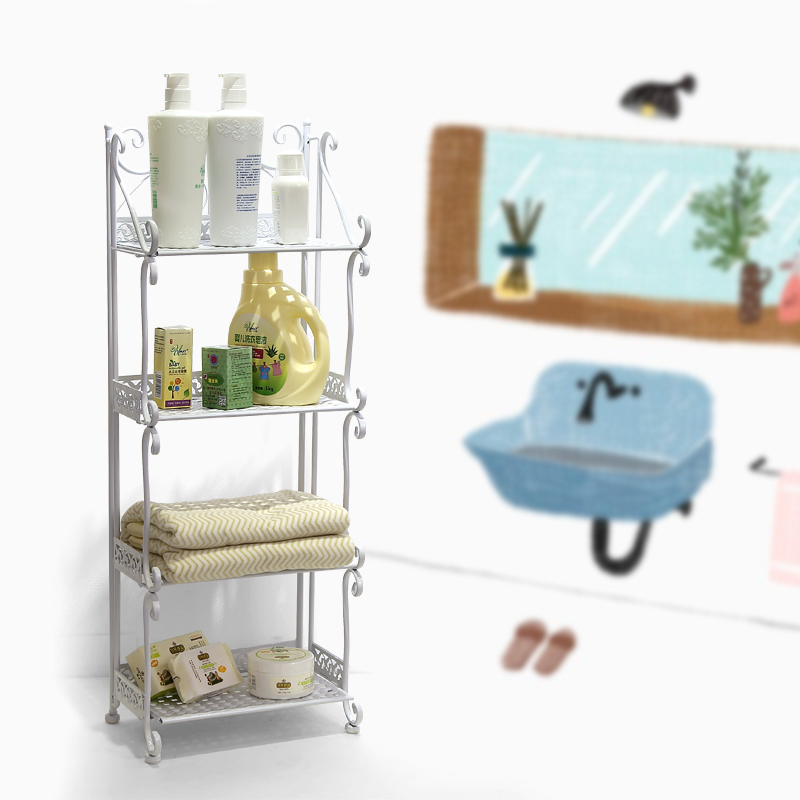 4 Layers Storage rack