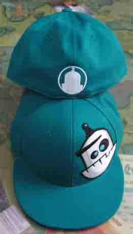 Cotton fitted hats
