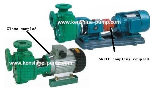 FPZ Series self priming chemical centrifugal pump
