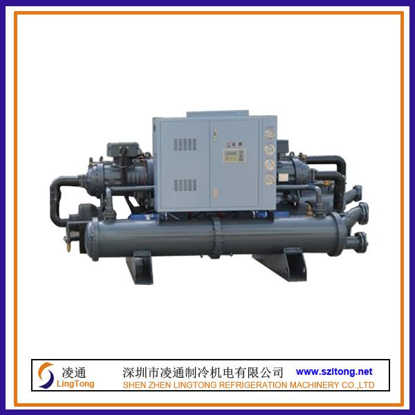screw industrial water chillers,water cooling hermetic industrial chillers