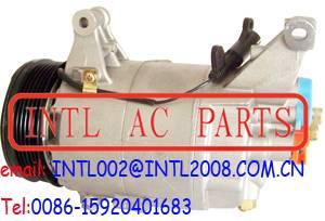 GM CVC auto ac compressor MINI COOPER 1.6L 6PK PV6 1.6L 2002-2009 64521171310 64526918122