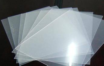 Transparent PE Film for Protection