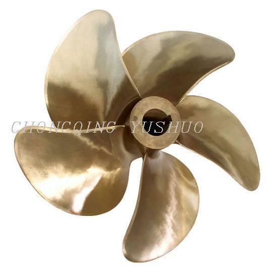 Boat Bronze Propeller